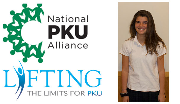 Fundraising to find a cure for PKU