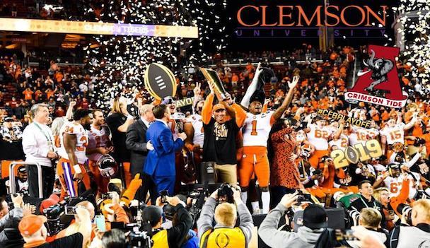 Clemson University: The CFP National Champions