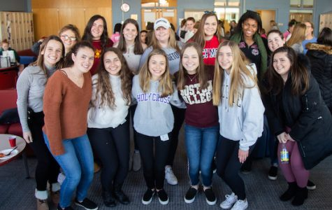 Alumnae return to share college advice