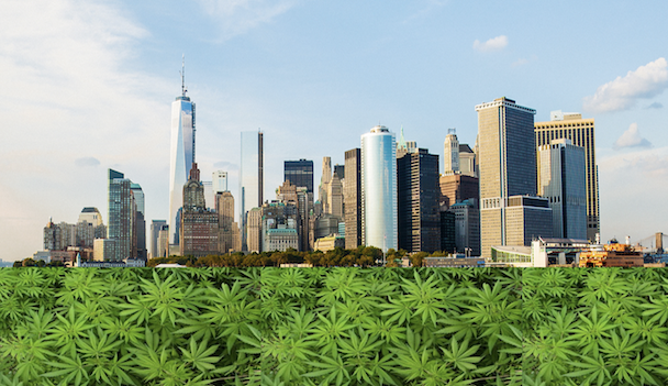 Cuomo takes action to legalize recreational marijuana in NY