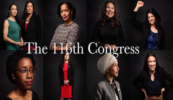 The 116th Congress is setting new records for diversity