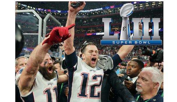 A record-breaking Super Bowl LIII