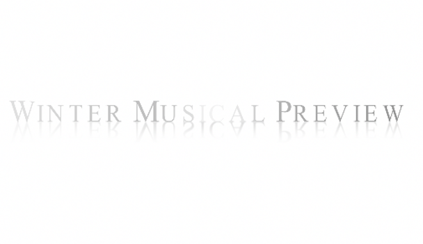 Winter musical 2019 preview - (Video Post)