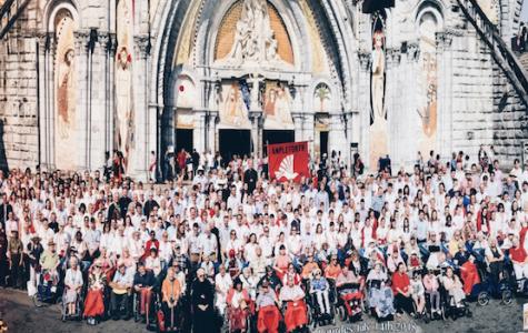 Fulfilling Goal Three through the Lourdes pilgrimage