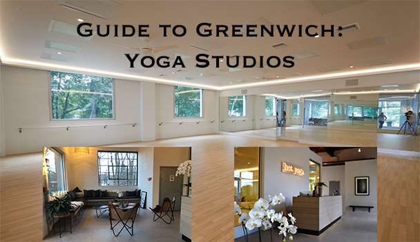 Guide to Greenwich - Yoga Studios