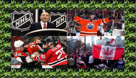High stakes for the National Hockey League and its marijuana policy