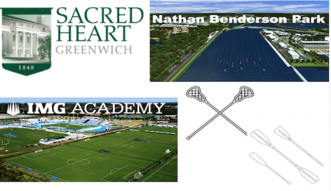 Sacred Heart sports get ready for the Spring season