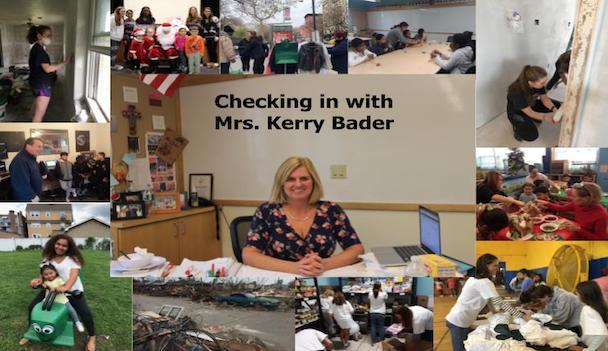Sabbatical program enables Mrs. Kerry Bader to explore Goal Three