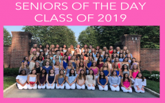Seniors of the day 2019