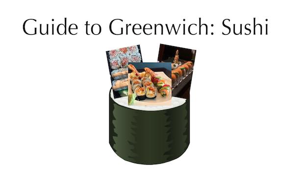 Guide to Greenwich – Sushi