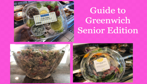 Guide to Greenwich - Senior Edition 2019