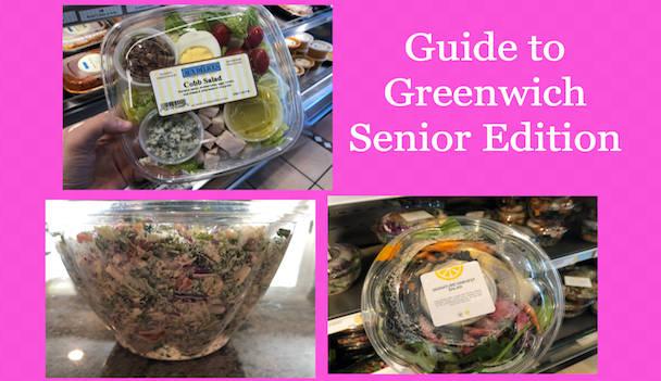 Guide to Greenwich - Senior Edition 2019
