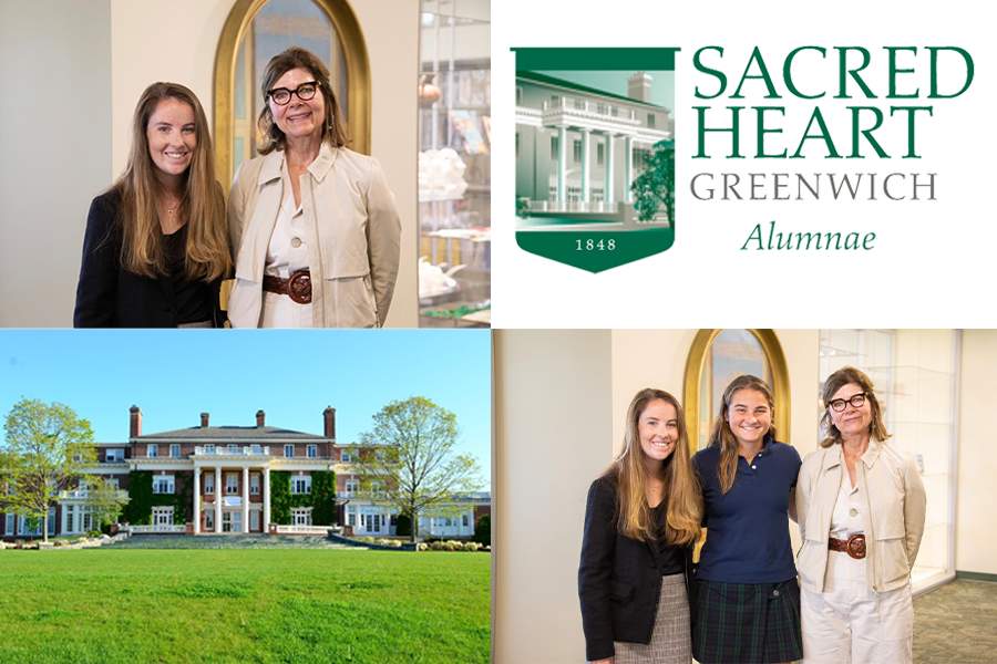 Alumnae return to Sacred Heart to share their career stories