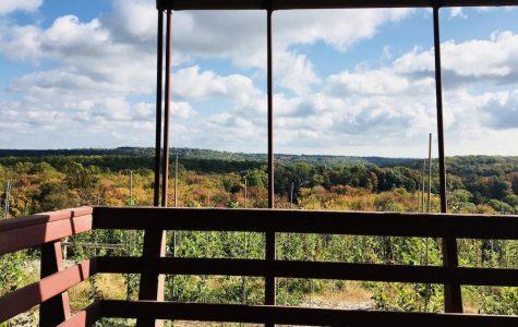 "Art of the Week –  ""Silverman's Farm"" – Emma Kate Smith '21"