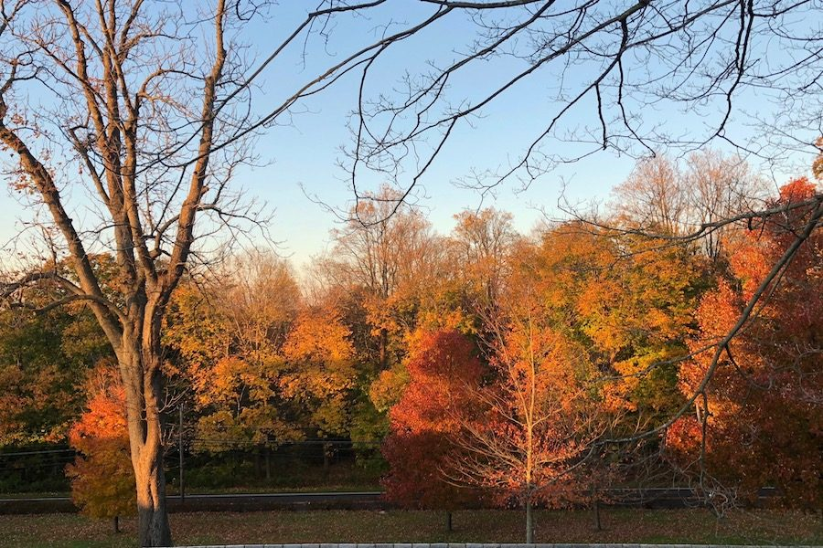 Art of the Week –  Another Sacred Sunrise – Mrs. Christine Gerrity