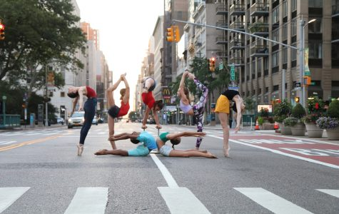 "Art of the Week –  ""Balance"" – Isabella Stewart '22"