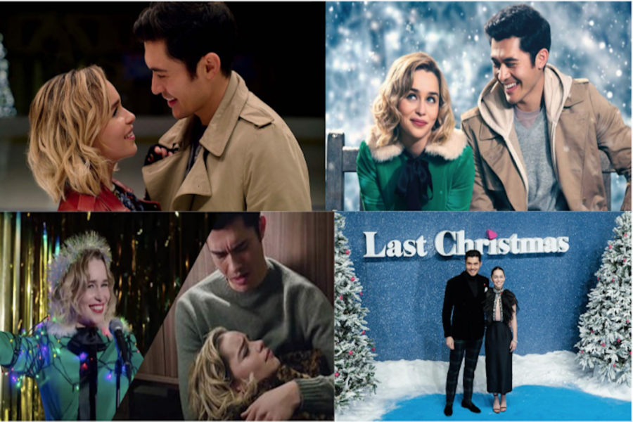 The Last Christmas debuted November 8, starring Ms. Emilia Clark and Mr. Henry Golding.