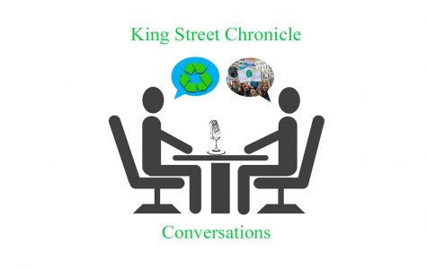 King Street Conversations: Youth Advocacy and Environmental Activism – Podcast