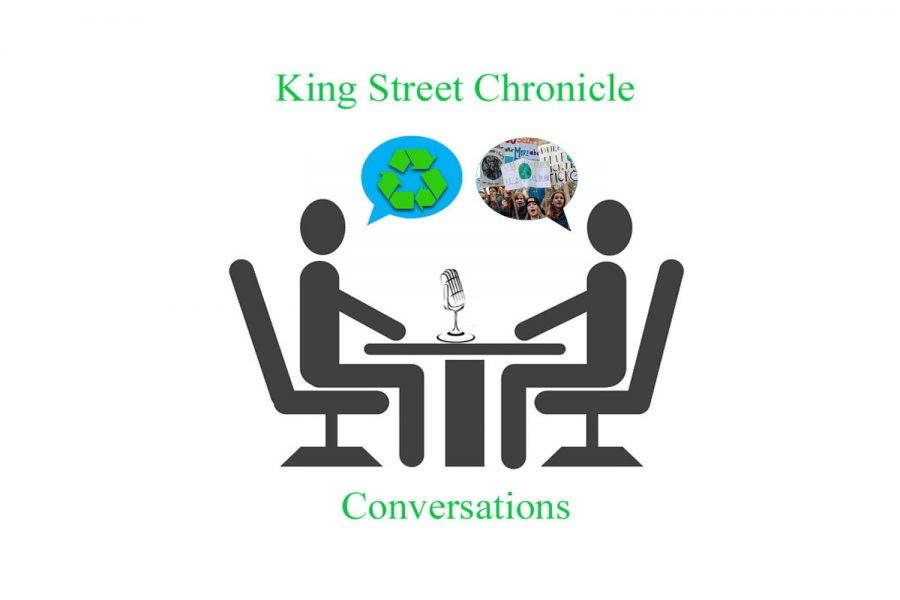 King Street Conversations: Youth Advocacy and Environmental Activism - Podcast