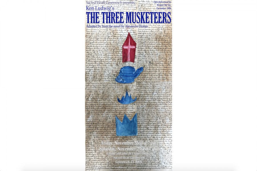 """Art of the Week – """"The Three Musketeers"""" – Mimi Lee 22"""
