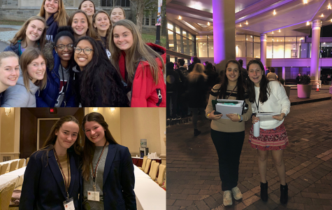 Students study global issues at the Princeton Model UN Conference