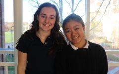 """Humans of Sacred Heart"" – Alexa Choy '20 and Christine Plaster '20"