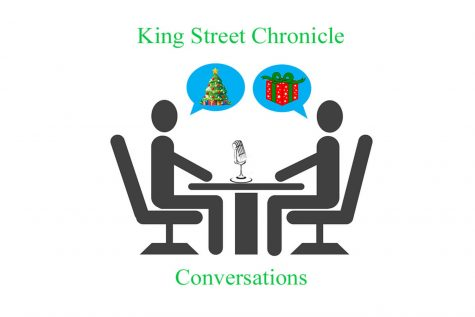 King Street Conversations: Sharing Traditions and Gifts During the Holiday Season - Podcast