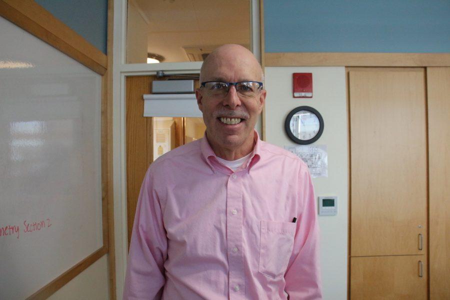 Humans of Sacred Heart - Mr. Robert Cushman