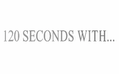 120 Seconds with… Christmas Edition