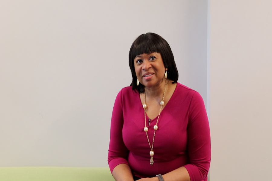 Honoring the message: an interview with Mrs. Angela Lewis and prayer service highlights