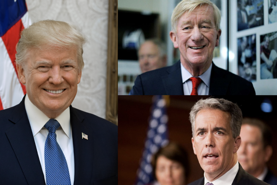 President+Donald+Trump%2C+Mr.+William+Weld%2C+and+Mr.+Joseph+Walsh+are+the+three+Republican+candidates+for+the+2020+presidential+election.