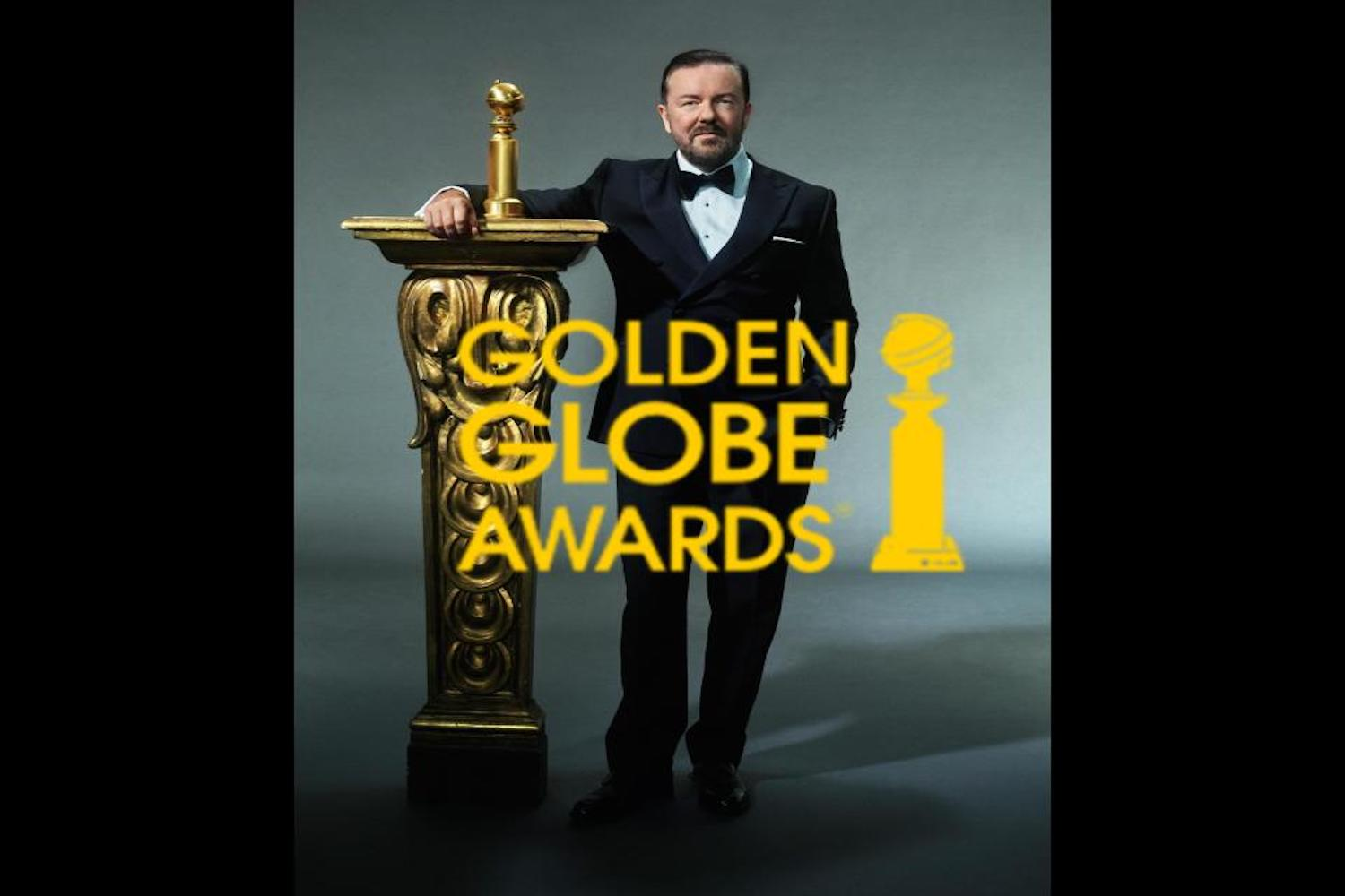 Controversial Mr. Ricky Gervais hosted the Golden Globes January 5, for what he says will be the last time.