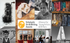Students capture recognition in the Scholastic Art Awards