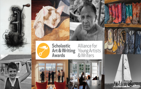 Eight Upper School students won Silver and Gold Keys in the 2019 Scholastic Art Awards.
