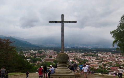 "Art of the Week –  ""Cerro de la Cruz"" – Isabella Stewart '22"