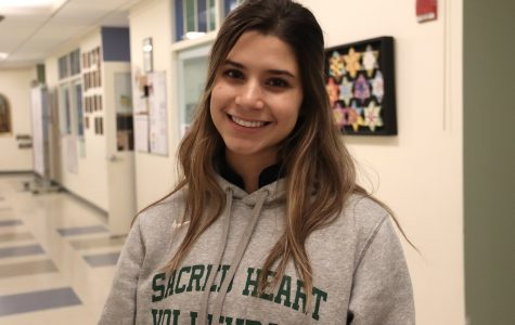 """Humans of Sacred Heart"" – Fran Iraola '21"