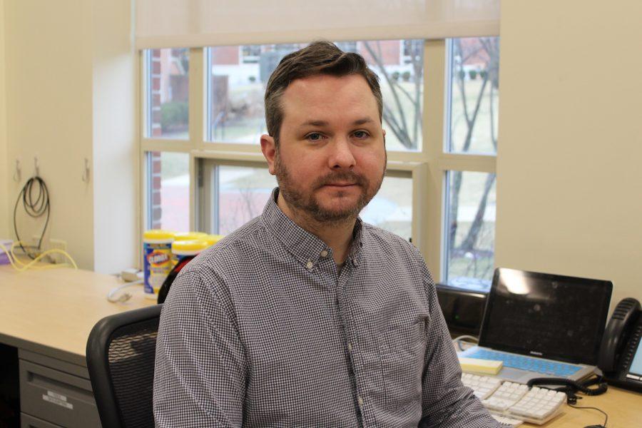 Humans of Sacred Heart - Mr. TJ OConnor