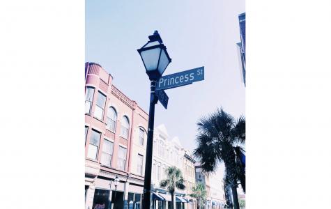 "Art of the Week – ""Princess Street"" – Madison Mezzatesta '21"