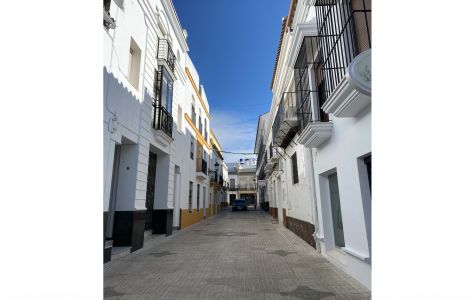"Art of the Week – ""Seville"" – Olivia Berkery '22"
