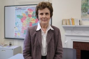 """Humans of Sacred Heart"" – Dr. Marcia Josephson"