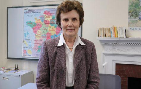 """""""Humans of Sacred Heart"""" – Dr. Marcia Josephson"""