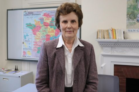"""Humans of Sacred Heart"" - Dr. Marcia Josephson"
