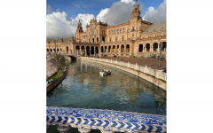 "Art of the Week – ""La Plaza de España"" – Kaitlyn Langer '22"
