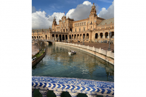"Art of the Week – ""La Plaza de España"" – Kaitlyn Langer"