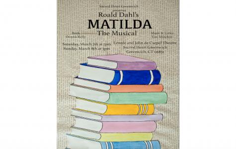 "Art of the Week – ""Matilda"" – Heidi McGannon '22"