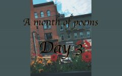 A month of poems: Day three