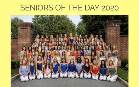 Enjoy fun facts about members of the Class of 2020.