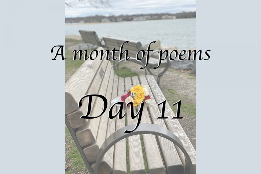A month of poems: Day 11
