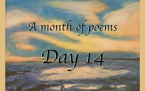 A month of poems: Day 14