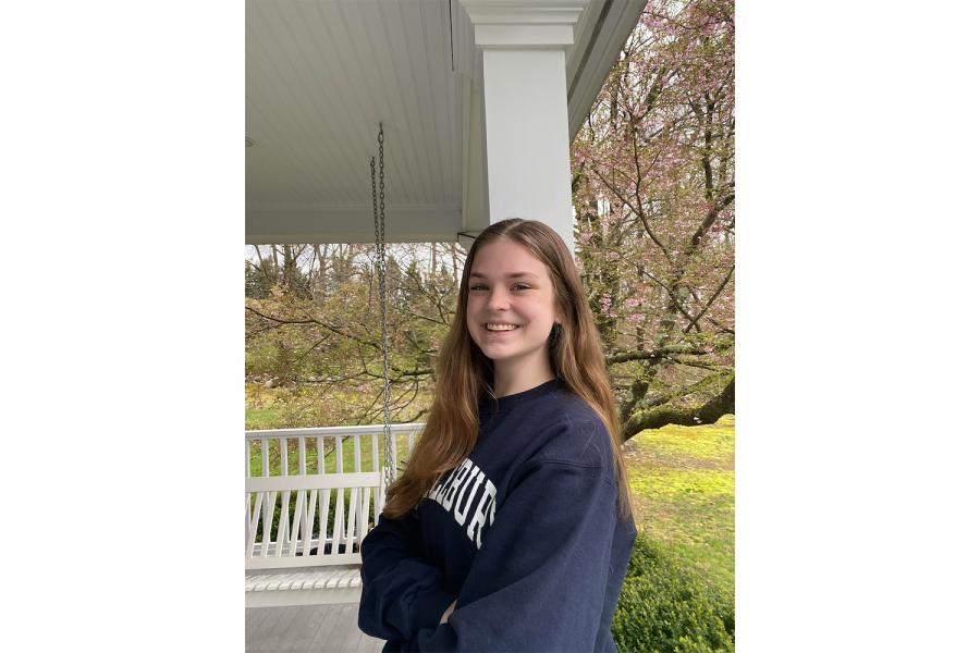 Humans of Sacred Heart - Gracie McDevitt 20